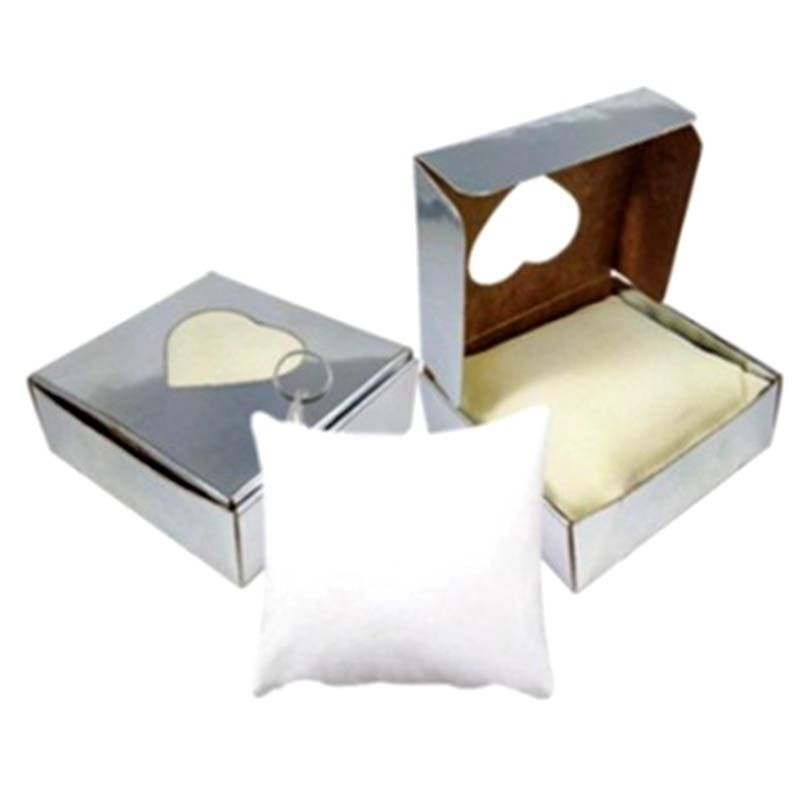 Almochaveiro com caixinha - 5 unidades branco