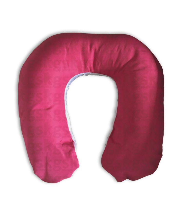 Almofada de  pescoço com enchimento - ADULTO