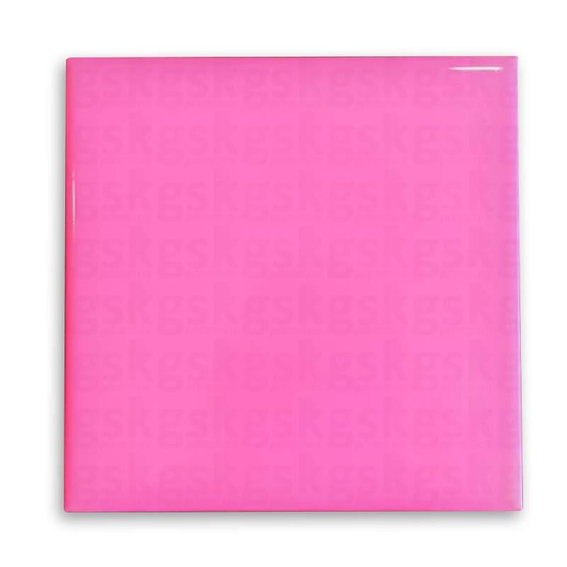 Azulejo neon - rosa