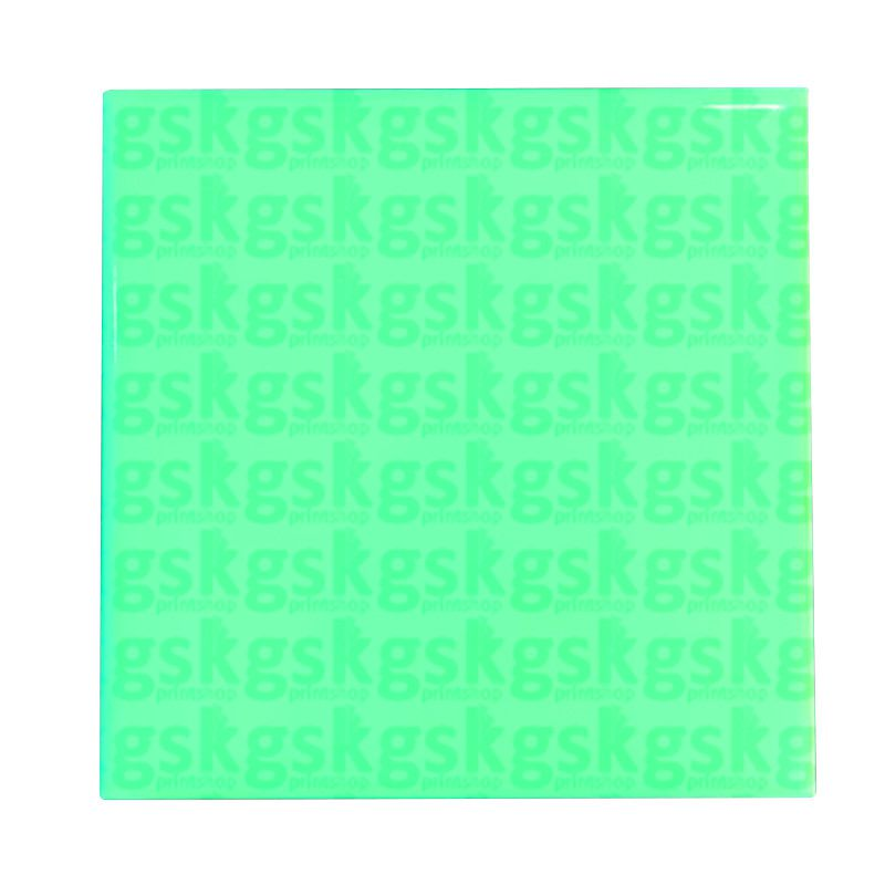 Azulejo neon - verde 15x15cm