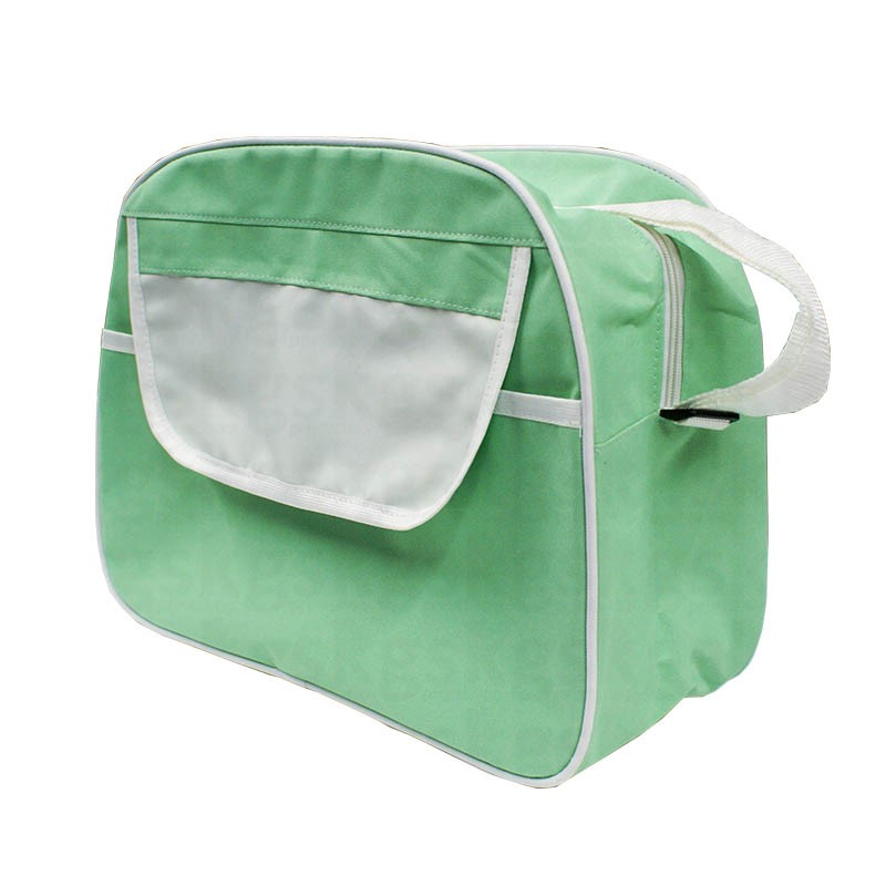 Bolsa maternidade - verde