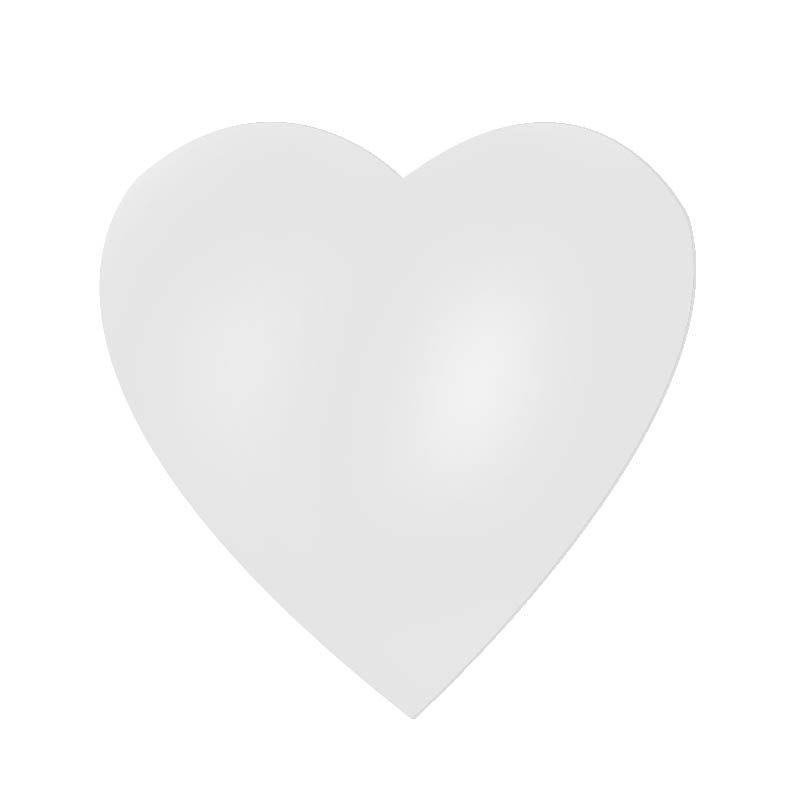 Botton Alfinete 15 unidades - coração