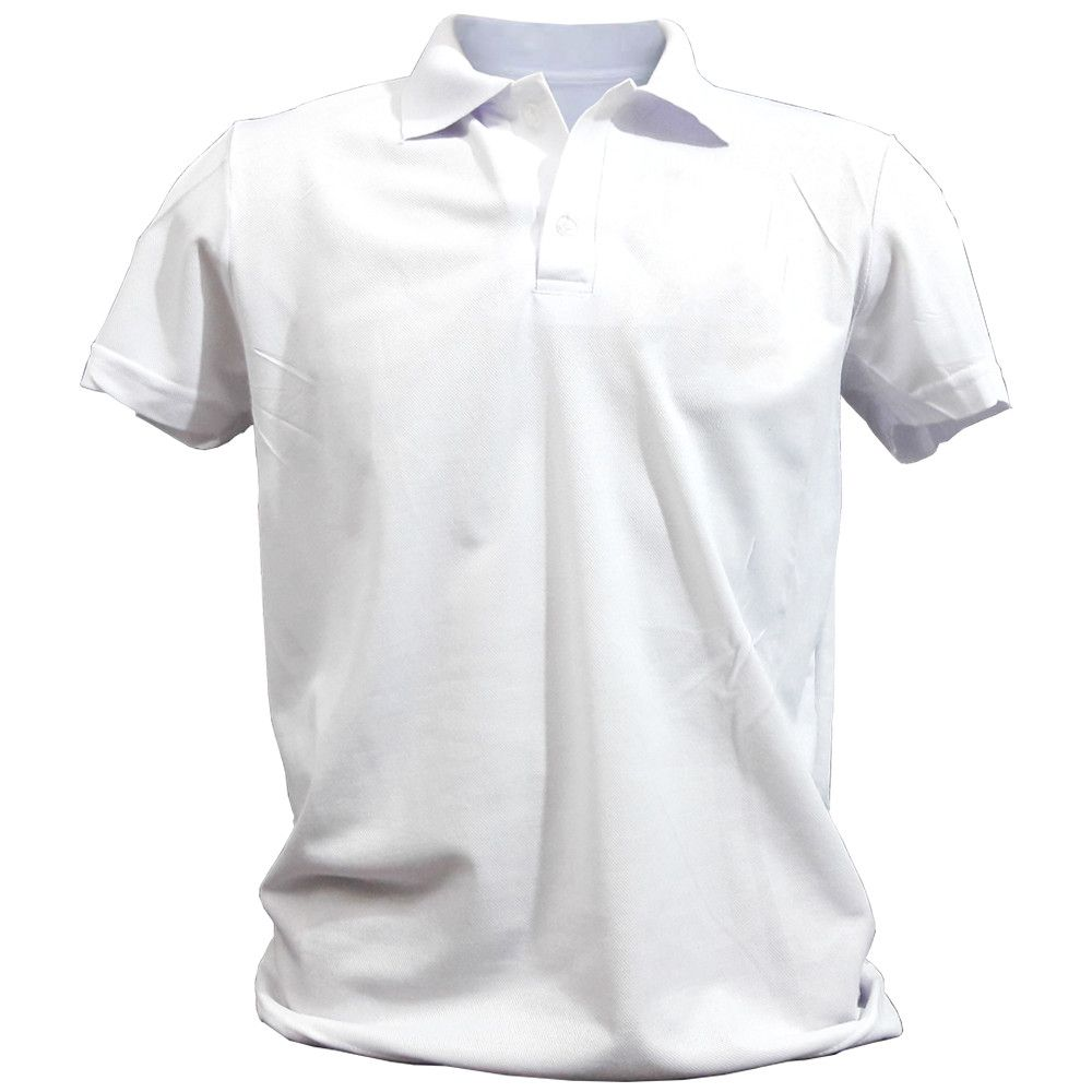 Camiseta POLO BRANCA