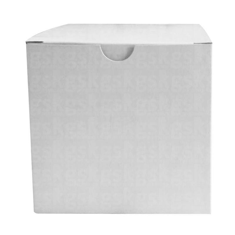 Caneca branca caixa + 36 caixinhas para sublimação