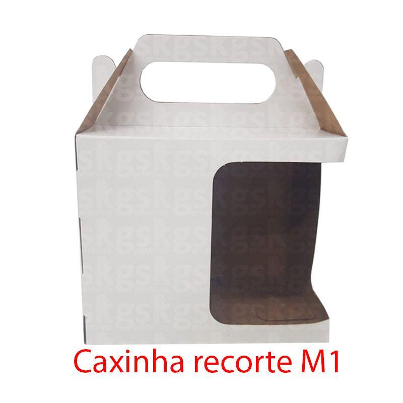 Caneca branca - caixa com 36 unidades + caixinhas