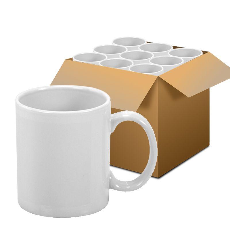 Caneca de café - 3oz (caixa com 12 unidades)