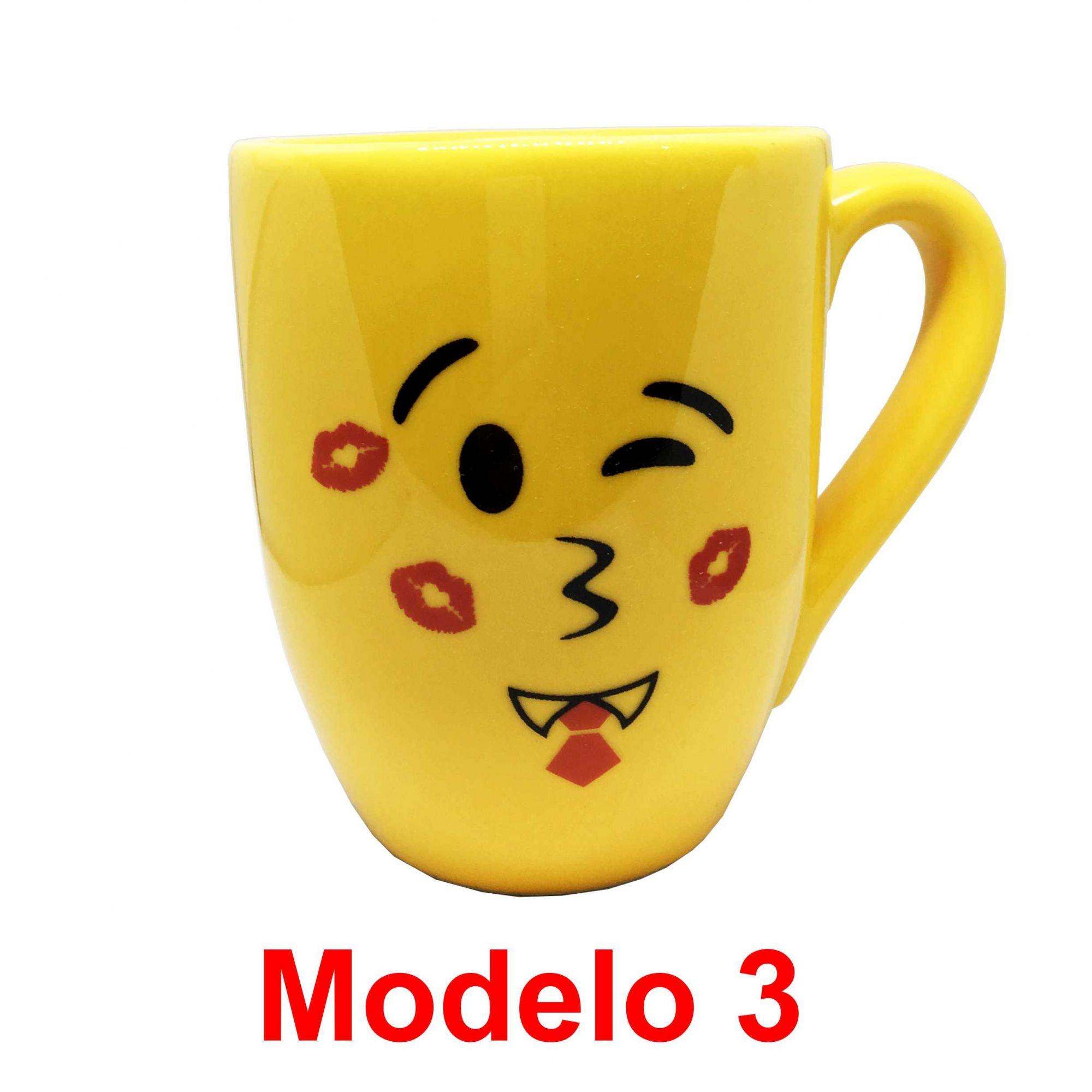 Caneca Emoji