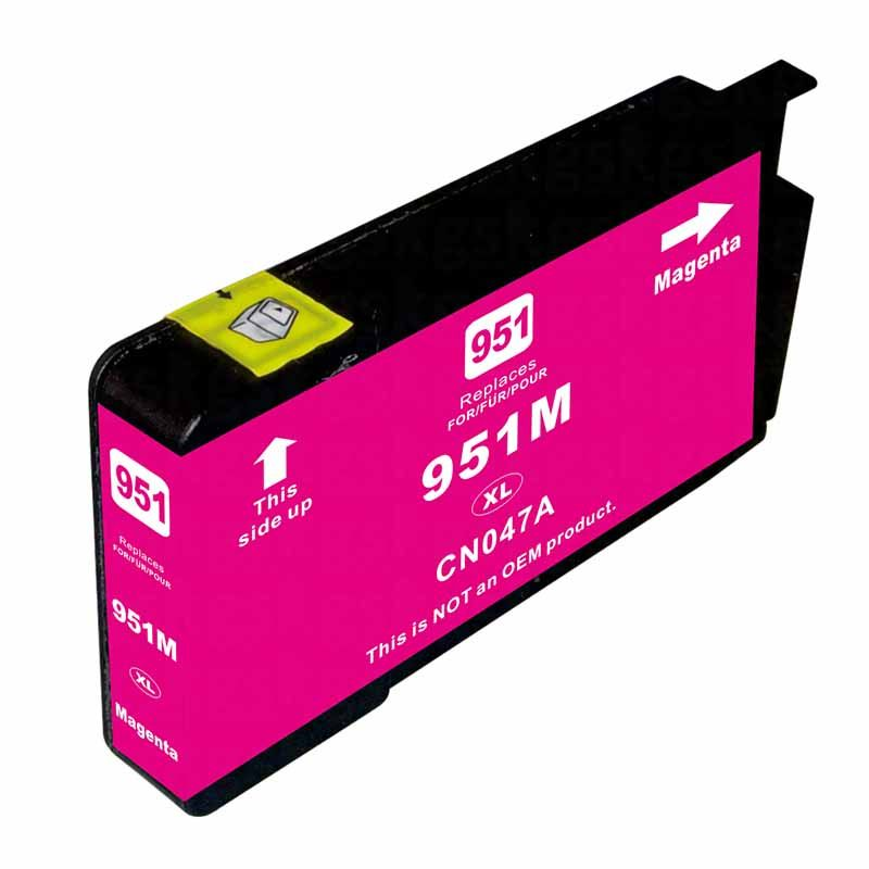 Cartucho de tinta 951XL - kit 4 cores