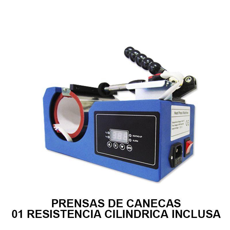 COMBO - PRENSA CANECA COMPACTA + L120