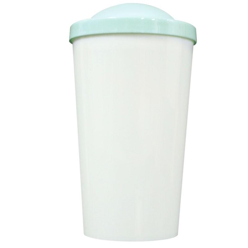 Copo plástico B1 - azul claro