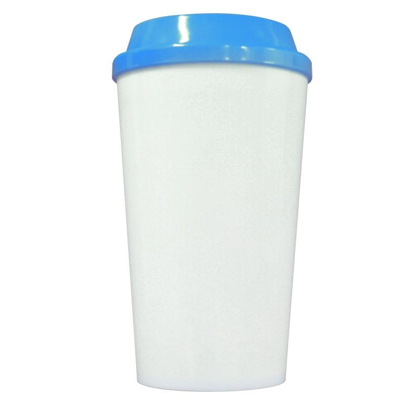 Copo plástico C1 - azul