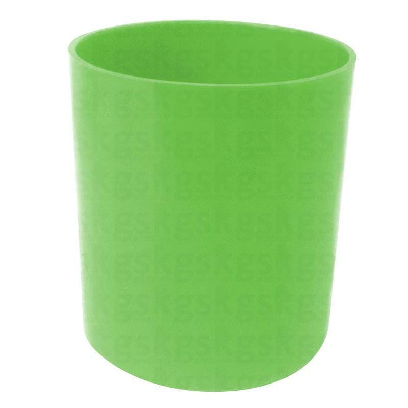 Copo Plástico Colorido - verde