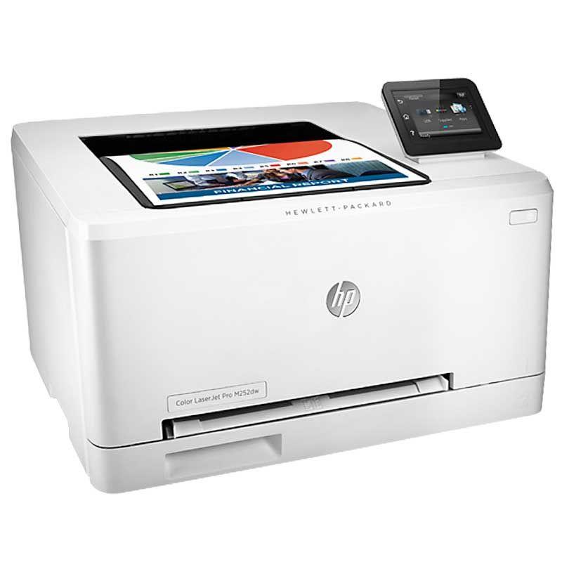 Impressora HP Laser Jet Pro HP M180NW