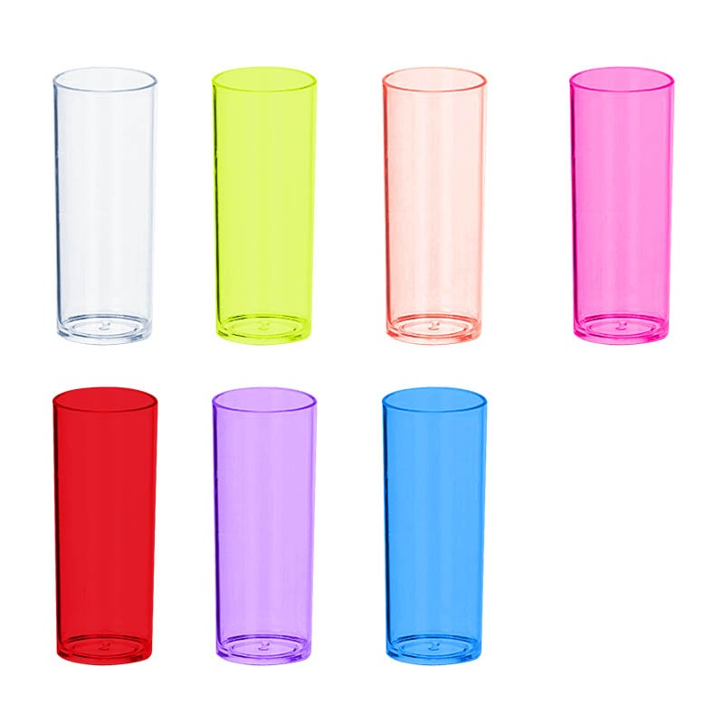 Kit 30 unidades - long drink ou copo acrílico