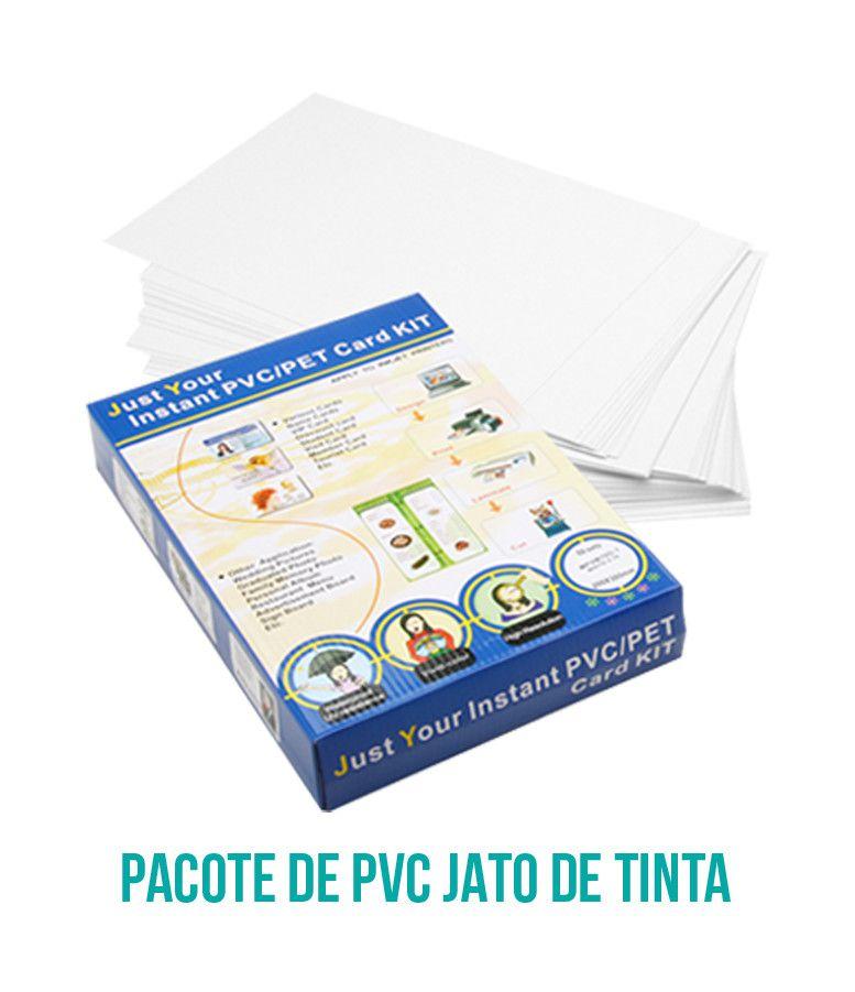 KIT PVC - JATO DE TINTA