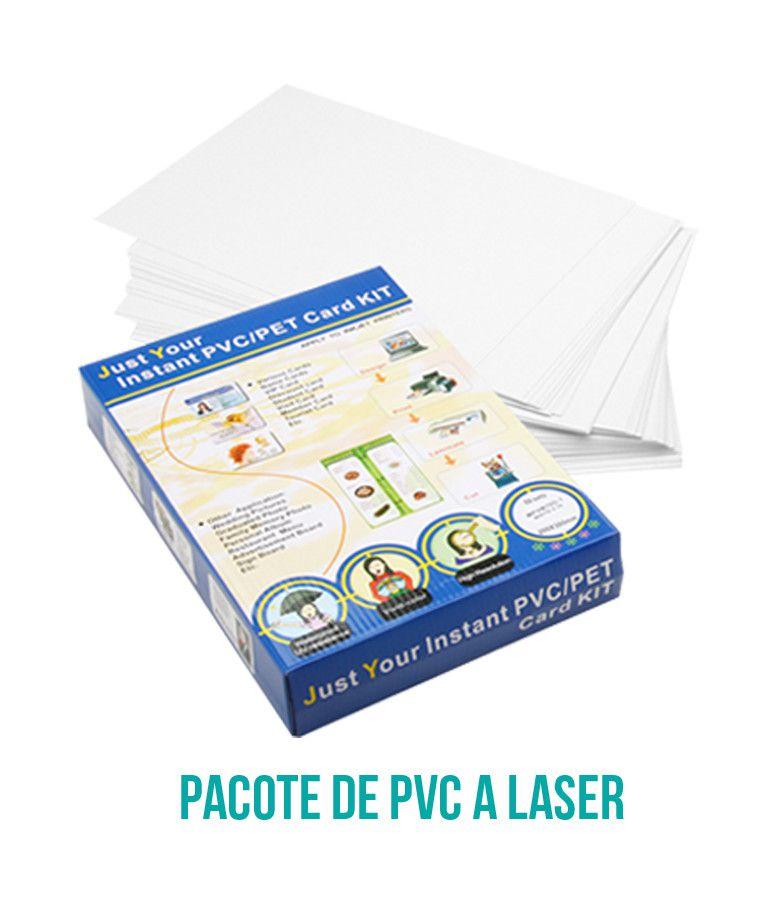 KIT PVC - LASER