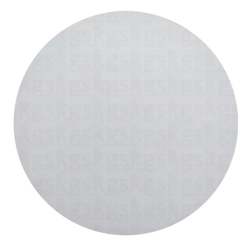 Mouse pad E.V.A redondo para sublimação - 5 unidades