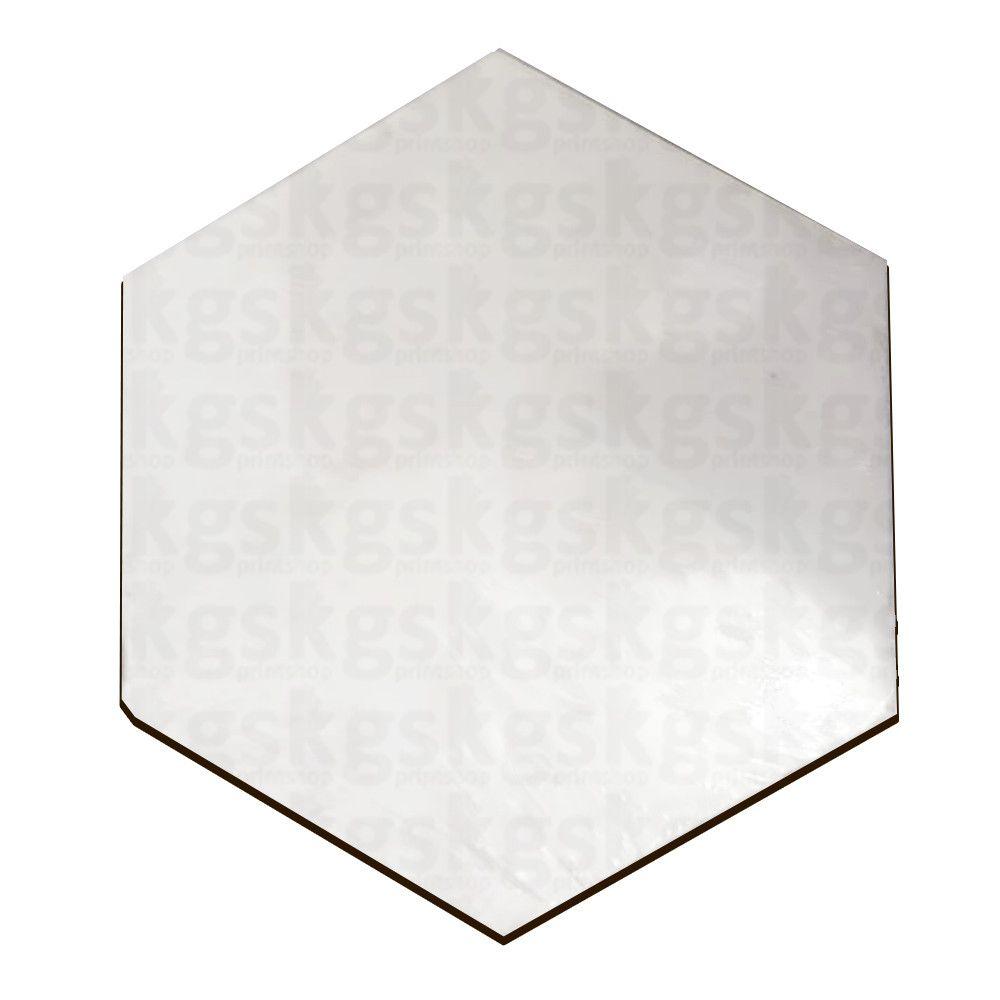Porta copo hexágono 14x16