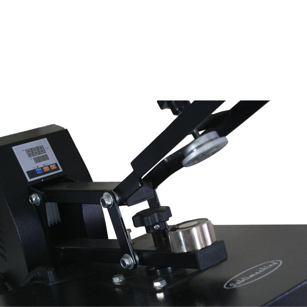 Prensa Plana 40x50cm Semiautomática