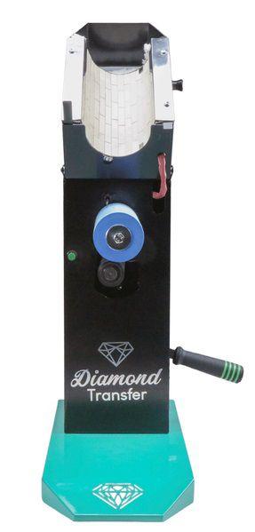 PRENSA TÉRMICA DE GIRO - DIAMOND TRANSFER 5 EM 1