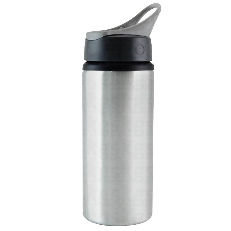 Squeeze prata - 600ml
