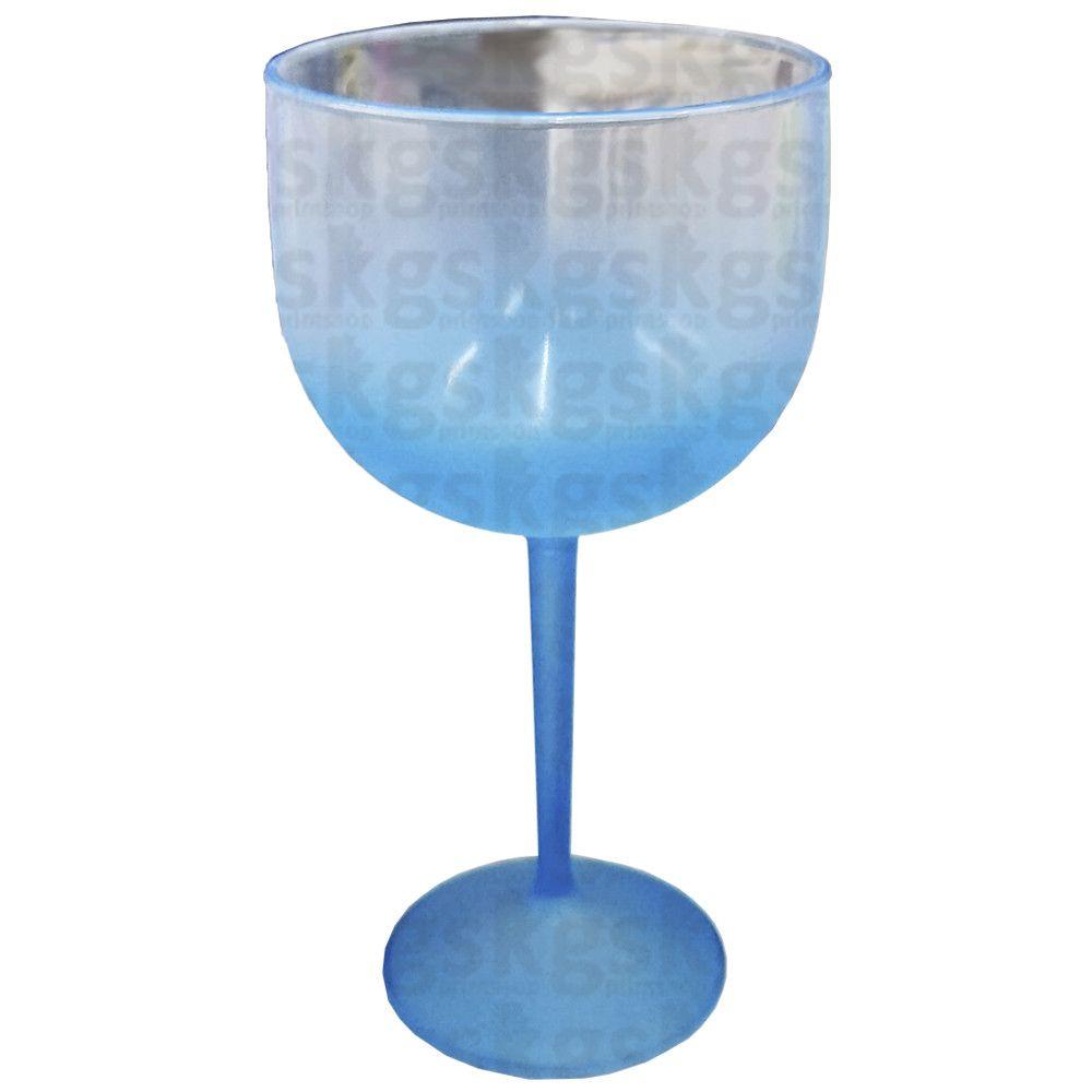 Taça Acrilica de Gin colorida