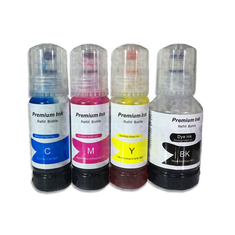 Tinta Epson corante T504 - L Series