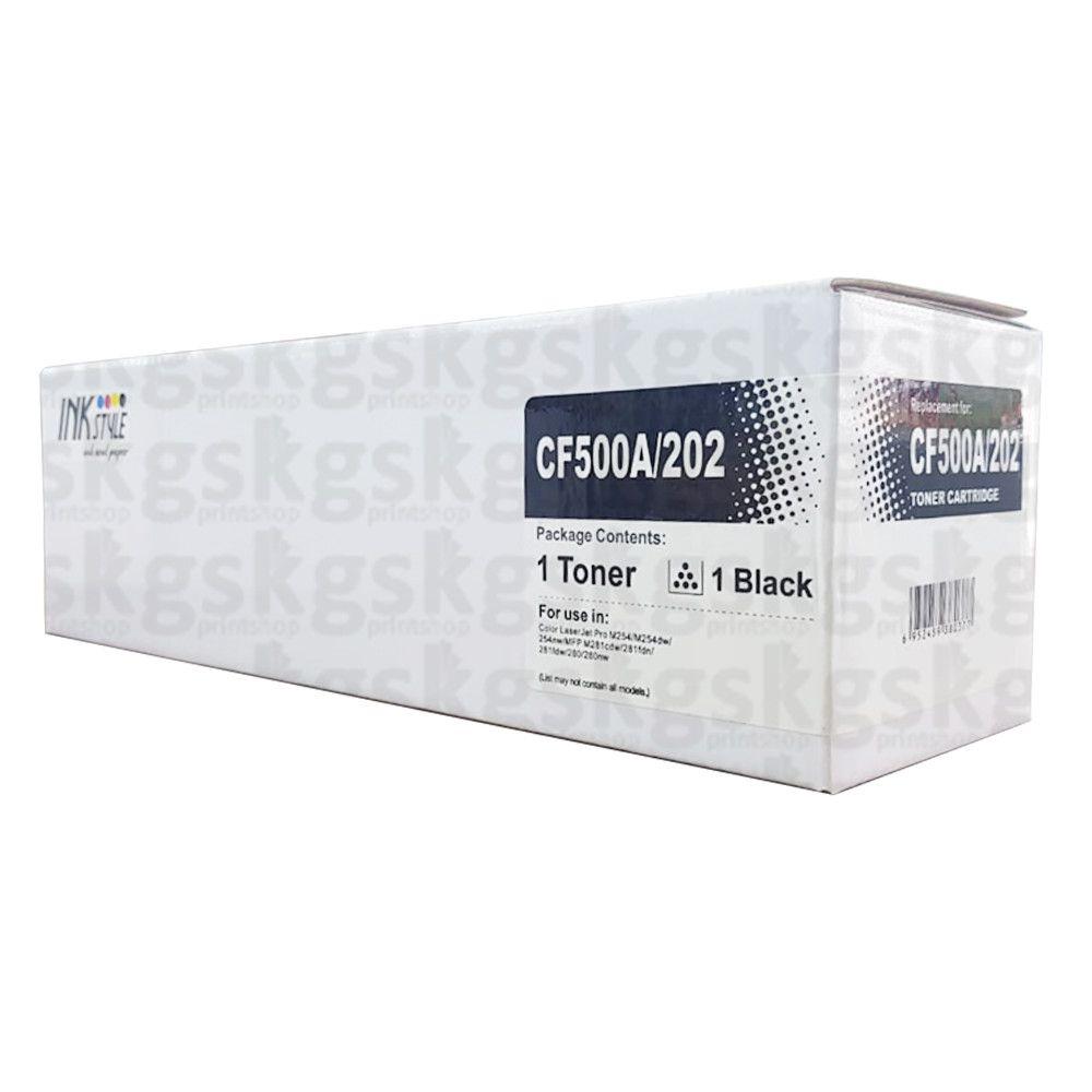 TONER CF500A PRETO