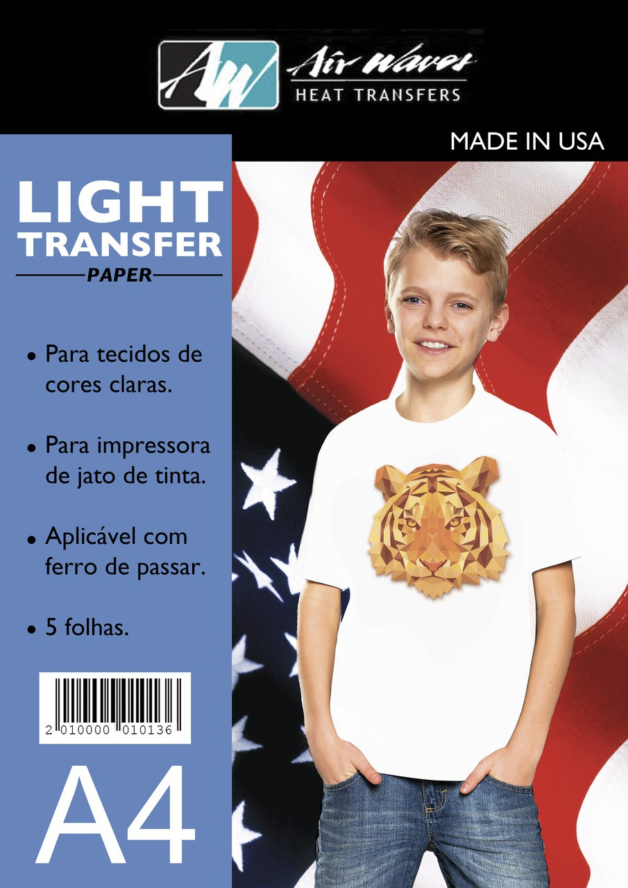 Transfer Light - jato de tinta