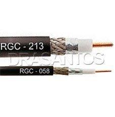 Cabo de descida Antena Celular 20 M Rgc 213 N Macho Tnc Macho