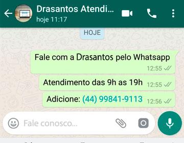 whatsapp drasantos