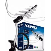 Antena Digital Aquario Externa Para TV Dtv-3000