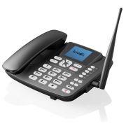 celular fixo de mesa telefone rural 3g 5 bandas tr3g