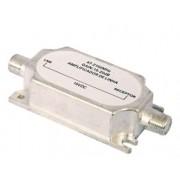 Amplificador de Linha Via Satélite para Antena Parabólica
