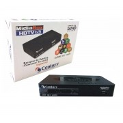 Receptor Century Midiabox hdtv B3 digital e HD