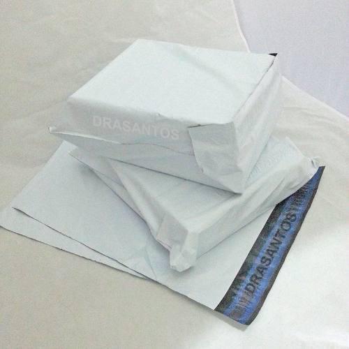 Envelope plástico correios com lacre de segurança 26x36 26 x 36cm