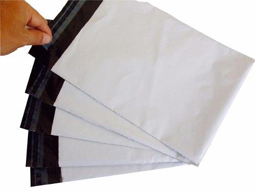 Envelope Plástico Segurança 12x18 Lacre Tipo Sedex