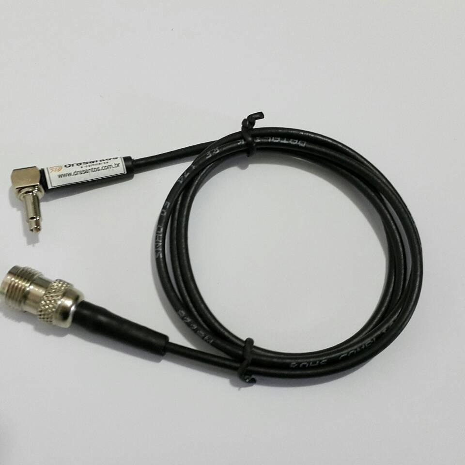 Kit 10 Adaptadores P/ Lg B220 Antena Celular Externa Rural