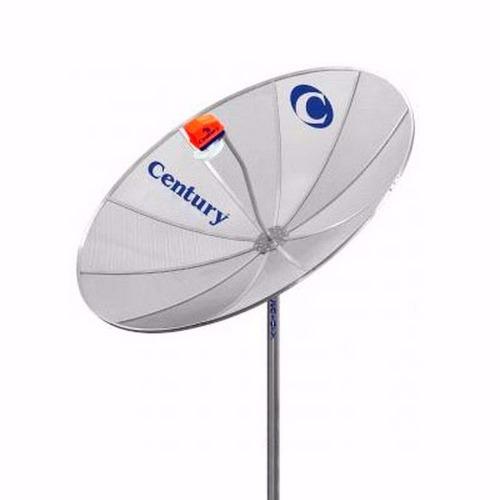 Antena 190cm Parabolica Multiponto Para Receptor Digital Hd