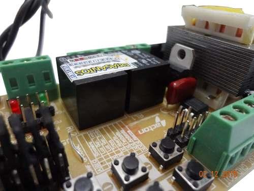 Central Placa Motor Portão Eletrônico Universal Frete Grátis AC4 Flex