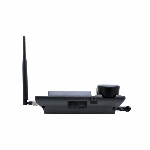 Kit Celular De Mesa Rural Aquário + Antena Quadriband 15 Dbi