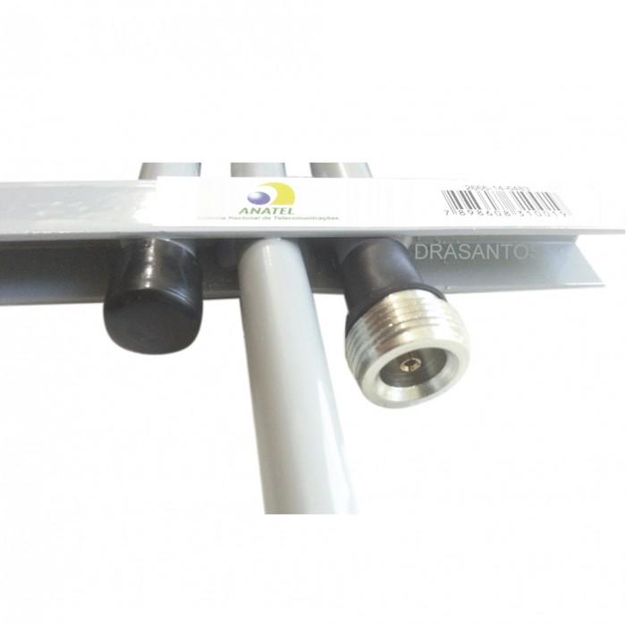 Antena Celular Externa Rural 15 dbi 890 1800 1900 2100 mhz