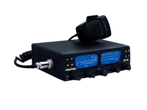 Rádio Px Aquário 80 Canais Rp-90 Homologado Na Anatel