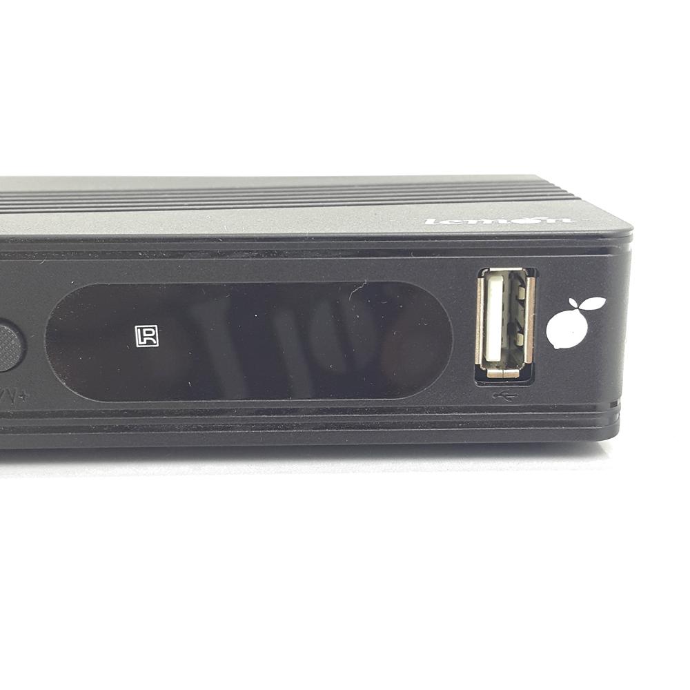 Kit Antena UHF Digital para TV + Conversor Digital HDTV Gravador e Cabo HDMI