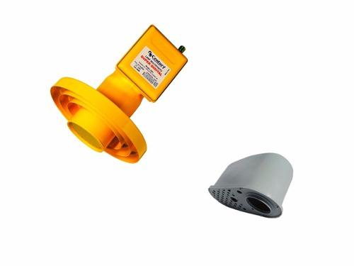 Lnbf Multiponto Estendida Super Digi Century + Capa Proteção