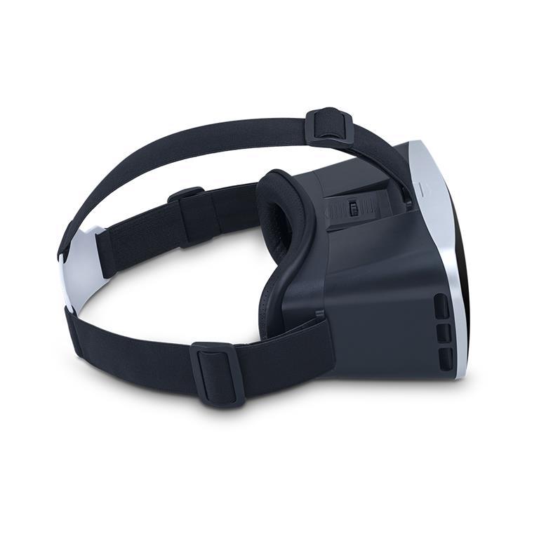 Óculos 3D de Realidade Virtual Aquário, oculos vr 3d vr gear 360º vr box
