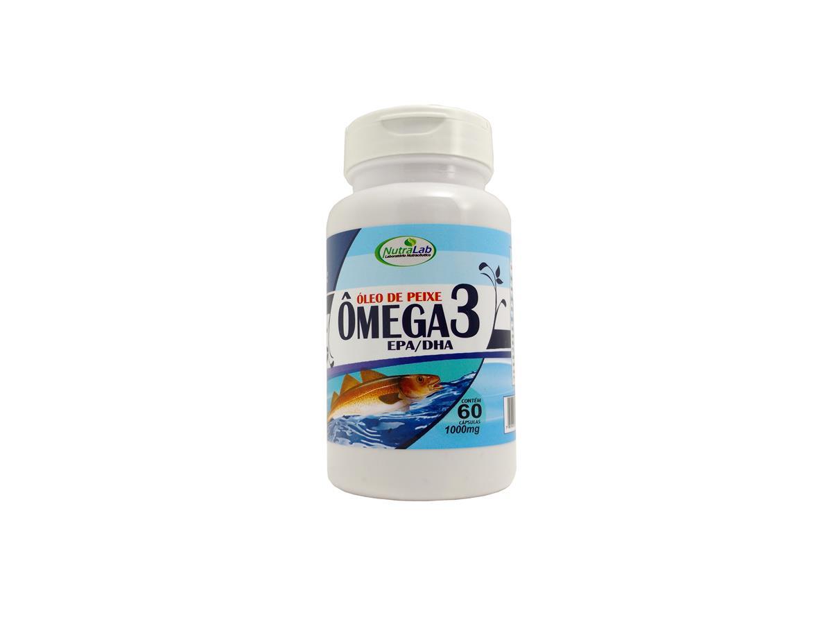 Ômega 3 Óleo de Peixe de Águas Profundas que Traz Muitos Benefícios a Saúde