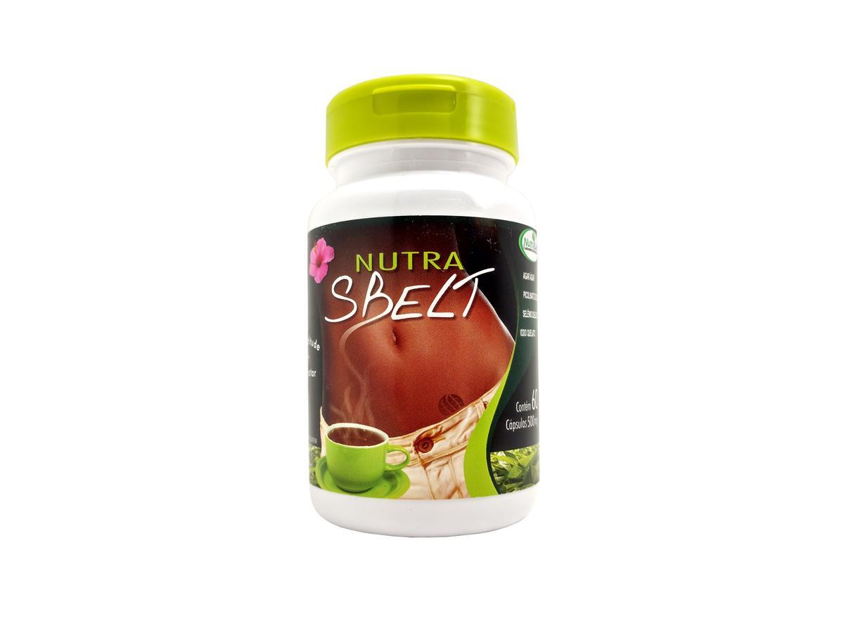 Solução para Emagrecer Saudável Kit Nutra Sbelt Chá + Cápsulas
