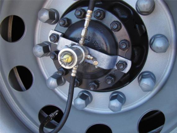 Equalizador de pneu caminhão olho de gato melhor que rodoar