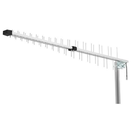 Kit Telefone Celular Rural de Mesa Multilaser Com Antena Externa Cabo 15 Metros